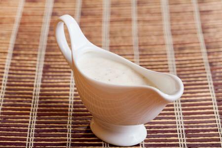 Flohsamen Joghurt Dressing